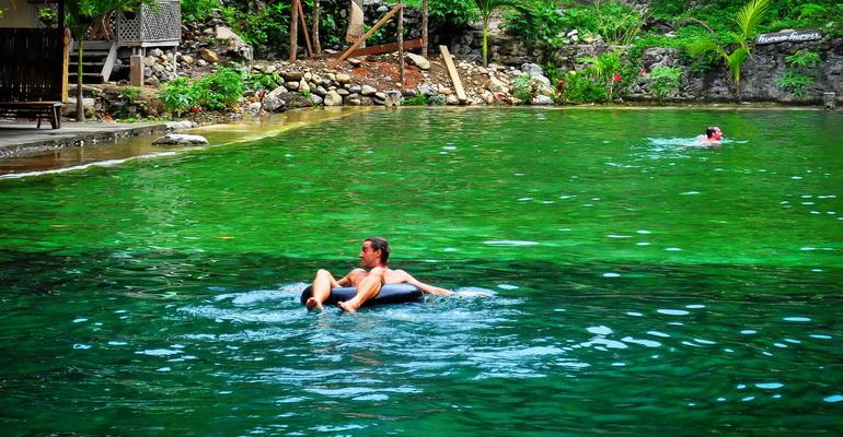 Indiana Jones Eco Tour Boracay Activities